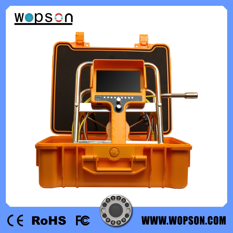 Hot sale pipe/sewer inspection camera stand support WPS-710DN-SCJ1