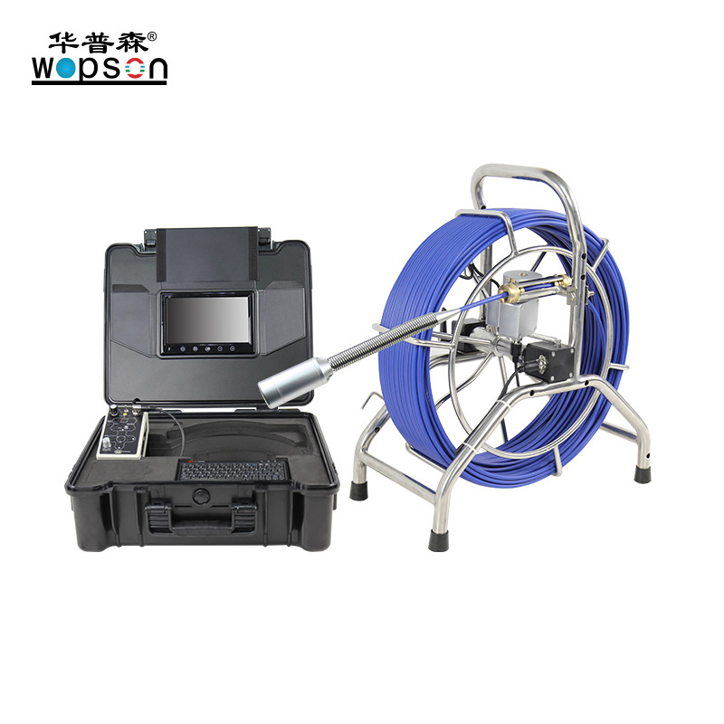 Stand Reel Drain Inspection Camera for Sale