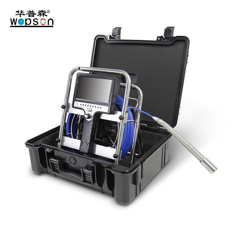Strap Stand Reel Video Inspection Camera